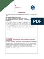 skills analysis  p3