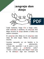 El Cangrejo Don Alejo