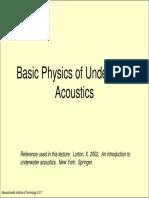 MIT2 017JF09 Acoustics