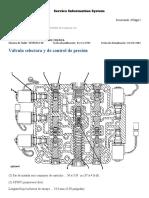 918F Especificaciones Del Vanco de Valvulas