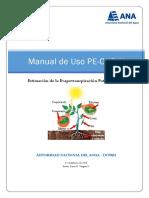 3.0_Manual de Uso PE-Oudin