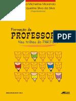 LIVRO - Formação de Professores - Nas Trilhas Do Parfor - UNIVATES [2016]
