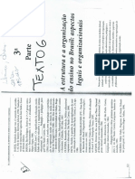 aspectos legais e organizacionaiz do ensino no barazil