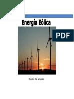Principios Energía Eólica