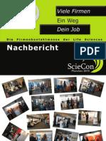 ScieCon_2010_Nachbericht