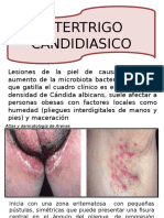 semilogia sobre lesiones de la piel