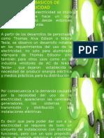 Conceptos Basicos de Eelectricidad