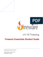 Fireware Essentials Student Guide (en US) v11!10!1