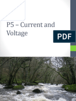 p5 - current and voltage