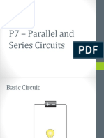 p7 - circuits - series   parallel