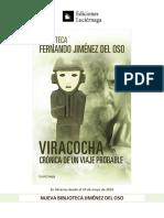Nota de Prensa Viracocha