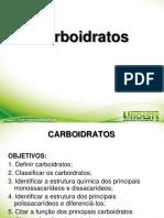 Bioquímica - Carboidratos
