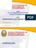 Mediciones Eléctricas y Térmicas