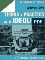 Teoria y Practica de La Ideologia
