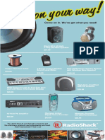 Multiple Product Full-Page Ad