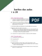 Telecurso 2000 - Ensino Fund - Geografia Gab01