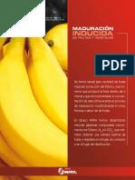 maduracion de frutas