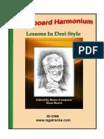 Harmonium Desistyle