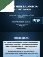 Atlas Mineralógico HIDRÓXIDOS