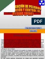 4.1.Identificacion Peligros Evaluacion y Control Riesgos Iperc