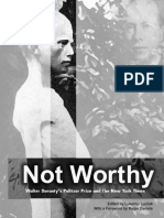 AA.vv. Not Worthy