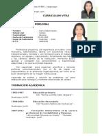 Curriculum.. Vitae 2014-1