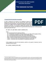 Annex Emission Factors