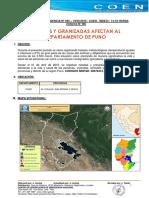Informe de Emergencia Nº 293 - 19may2016 - Heladas y Granizada Afectan Al Departamento de Puno (06) (2)