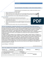 file competencies self-evaluation