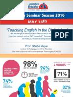 Teaching English in the Digital Age