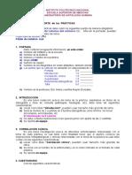 2CM1 Estruc Report