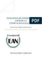 Guía Nº 4 - Proceso de Comercio - Exportaciones