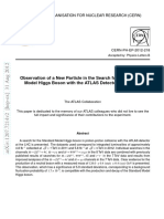 Discovery of the Higgs by ATLAS