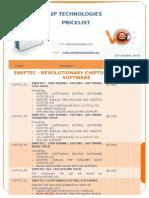 VCPowerTeam_PriceList 2015.10.19 USD