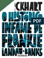 E. Lockhart - O Historico Infame de Frankie Landau-banks the Disreputable History of Frankie Landau Banks