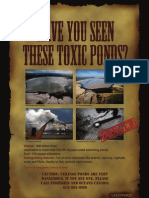 Green Peace Tailings Ponds Ad