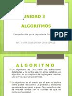 Algoritmo Diapositivas, presentacion
