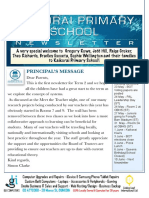 Newsletter 20 May