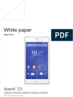 XperiaZ3 White-paper en D6603 D6653 2