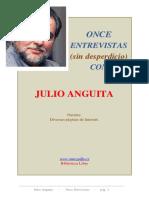 Anguita, Julio - Once Entrevistas Sin Desperdicio