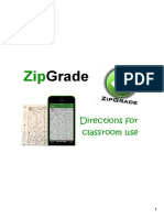 zipgrade instructions