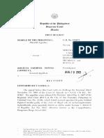 191071 Jurisprudence Ra 9165 Poseur Buyer CI