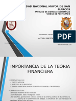 Actual Investigacion en Finanzas