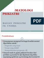 SIMPTOMATOLOGI PSIKIATRI
