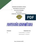 Trabajo Proyeccion Axonometrica