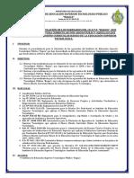 REGLAMENTO PARA LA TITULACIÓN  EGRESADOS ISTPB (1).pdf