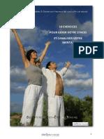 eBook 10 Exercices de Respiration Consciente Pour Gérer Ses Émotions Et Canaliser Son Mental.