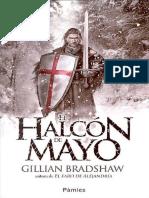 El Halcon de Mayo - Gillian Bradshaw