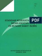 Pedoman K3 RS