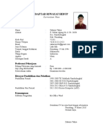 CV Zakaria